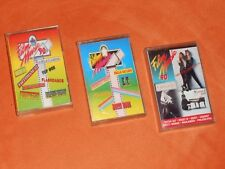 MUSICASSETTE FILM MUSIC 90 - TOP GUN FLASHDANCE ROCKY GHOST E.T. STAR TREK