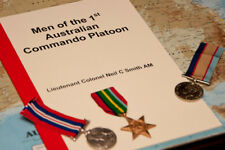 Men of the 1st Australian Commando Platoon. by Neil C Smith. Signed Copy!