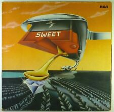 "12"" LP - Sweet - Off The Record - F945 - cleaned"
