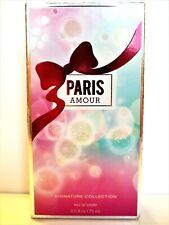 Bath Body Works PARIS AMOUR  Eau de Toilette, EDT, 2.5 oz., NEW