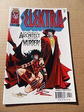 Elektra  4  . Marvel 1997 - VF
