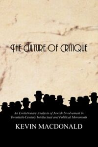 THE CULTURE OF CRITIQUE: AN EVOLUTIONARY