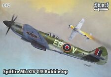 "SPADA 1/72 MOTORE Supermarine Spitfire Mk sw72096 xivc/e ""Bubble Canopy"""