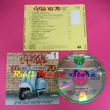 CD Cocktail 60 70 Vol 1 compilation Morandi Celentano Mina  no mc dvd vhs(C35)