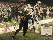 Alvin Kamara Signed 11x14 w/OROY Inscription! Saints, Duke Football - BECKETT
