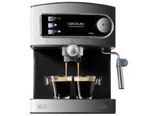 Cafetera CECOTEC Power Espresso 20 (20 bar - Café molido y en monodosis)