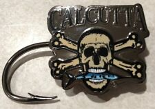 Calcutta Eagle Claw Fish Hook Hat Pin Tie Clasp Calcutta Logo New In Package