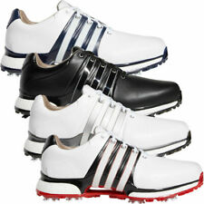 adidas Tour 360 XT Wide Fit Waterproof Spiked Leather Golf Shoes / New 2020