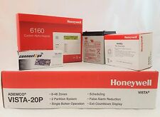 Honeywell Self Monitoring Kit -*NO MONTHLY FEES*- Vista 20p, 6160, EnvisaLink 4