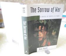 THE SORROW Of WAR,1993,Bao Ninh,1st American Ed,DJ