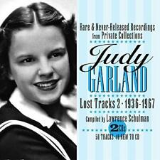LOST TRACKS 2-1936-1967 - GARLAND JUDY [CD]