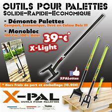 Démonte Palettes X-PAL ... Outils pour Palettes, Meubles, Décoration, Bricolage.