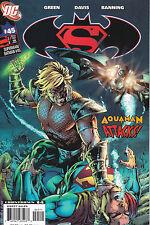 SUPERMAN & BATMAN  N° 45  Albo in Americano