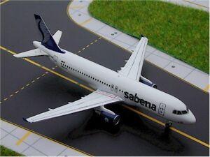 Gemini Jets 1:400 Scale Sabena Airbus A320-200 GJSAB236