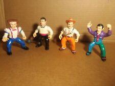 Lot Vintage 1990 Dick Tracy action figures Lips Flatop Big Boy
