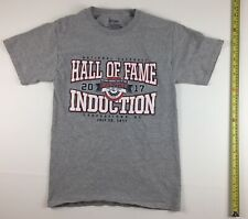 2017 Baseball Hall of Fame Induction T-Shirt Size Small