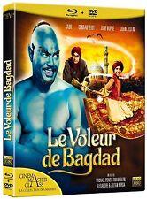 COMBO BLU-RAY+ DVD LE VOLEUR DE BAGDAD EDITION REMASTERISEE  NEUF