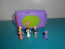 17.3.12.10 Polly pocket Appareil photo camera complet mariage figurine