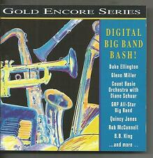 DIGITAL BIG BAND BASH! - GLENN MILLER ORCHESTRA, DIANE SCHUUR, QUINCY JONES, B.B