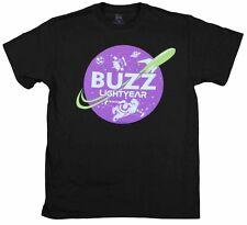 Disney Pixar Buzz Lightyear Toy Story Astronaut Space Movie T-Shirt Tee New