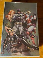 Batman #1 Rebirth Tyler Kirkham Foil Variant Dc Comics nm