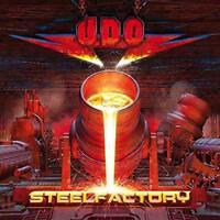 U.D.O.-STEELFACTORY-JAPAN CD