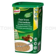 Knorr Professionals Instant Mushroom Boletus Soup Preparation XXL Box 1.3kg 46oz