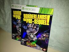 Borderlands The Pre-Sequel! (SLIPCOVER ONLY! SLIPCOVER ONLY! (Xbox 360) Last One
