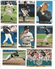 1993 Upper Deck Chicago White Sox Team Set