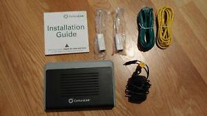 Centurylink Zyxel C1000Z VDSL2 DSL 4-Port Modem and Wireless Router Combo