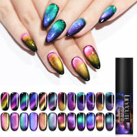 LILYCUTE 5ml Auroras Cat Eye Gel Nail Polish 9D Soak Off Nail Art UV Gel Nails