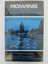 Rowing: A Scientific Approach - Scott & Williams - 1967 Kaye & Ward HBK - Ex lib