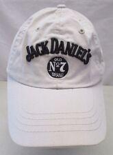 Jack Daniel's Old No 7 Brand Hat Cap Adjustable Khaki Cotton 2003
