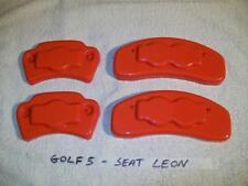 Kit Cover Pinze freno ROSSE per Seat Leon
