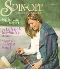 Spin-off magazine spring 2004: shells shawl, dew drop