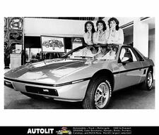 1984 Pontiac Fiero Automobile Photo Poster zub2994-Z25KRR
