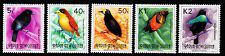 1992 PNG Birds of Paradise (Definitives Part III) MUH