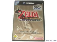 # Zelda: The Wind Waker inkl. Bonus-Disc Ocarina of Time für NINTENDO GameCube #