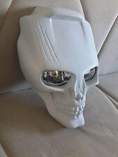 pleiAdesCustomz SKULL custom Streetfighter  Headlight MASK Fairing cowl lamp