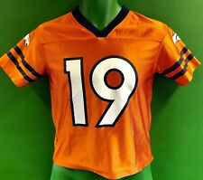 J712/135 NFL Denver Broncos Eddie Royal #19 Jersey Youth Medium 8