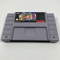 Super Bomberman 2 (Super Nintendo Entertainment System, 1994) Cartridge tested!