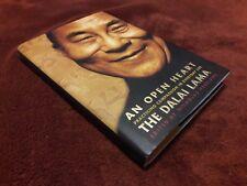 2001 THE DALAI LAMA: AN OPEN HEART BY NICHOLAS VREELAND