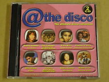 2-CD / @ THE DISCO - THE ULTIMATE DISCO COLLECTION
