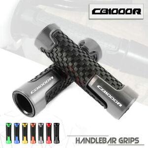 CNC Aluminum Motorcycle 7/8 Handlebar Hand Gel Grips for Honda Hornet CB1000R