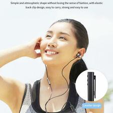 Mini Portable Bluetooth Mp3 Music Player Mp4 Media Fm Radio Hi-Fi Lossles