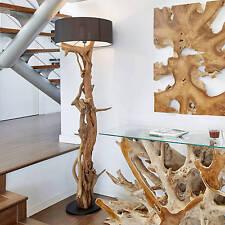 Innenraum-Boden -/Standardlampen aus Holz in aktuellem Design