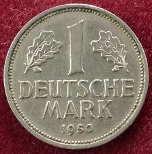 Alemania 1 euros 1950 J (B0402)