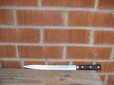 "Vintage 10"" Blade *** TOWNECRAFT *** Large Carving Slicing Knife GERMANY"