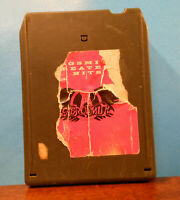 AEROSMITH'S GREATEST HITS 1980 STEREO 8 TRACK TAPE CARTRIDGE TESTED
