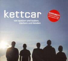 KETTCAR - VON SPATZEN UND TAUBEN,DÄCHERN UND HÄNDEN  CD NEW!